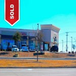 Net Leased Retail Strip Center