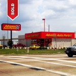 Net Leased Advance Auto Parts New Development