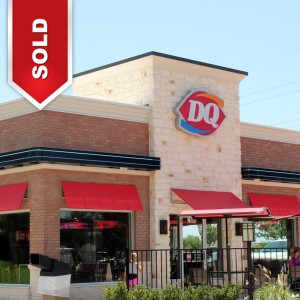 SOLD Net Leased Dairy Queen