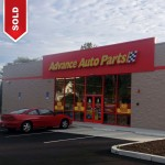 Just Closed | Net Leased Advance Auto Parts - Saginaw, TX