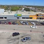 Net leased tenant retail strip center