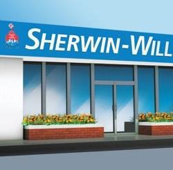 Net lease Sherwin Williams