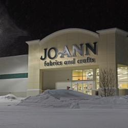 Net lease Joann Fabric
