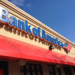 Net leased Bank of America