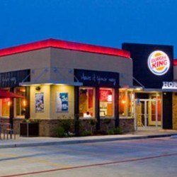 Net lease Burger King