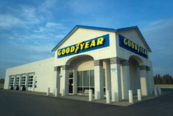 Net lease Goodyear