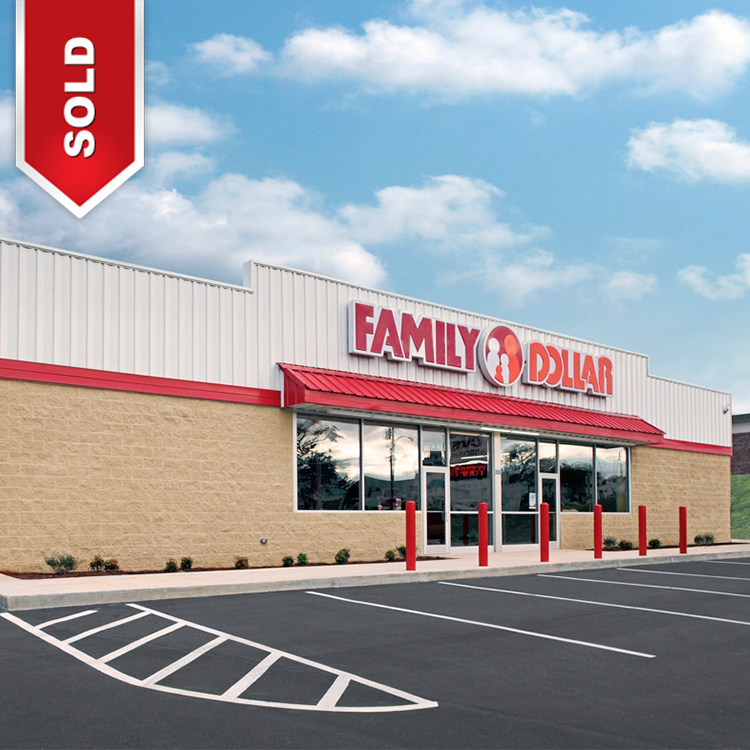 Dollar Tree Store Locator: Net Leased Family Dollar – Fort Worth, TX Sold