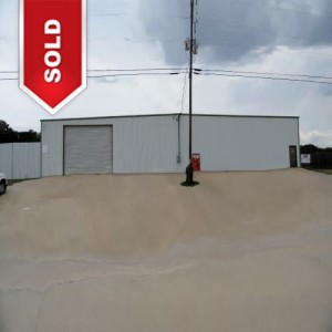 Sold Net Leased Industrial Park