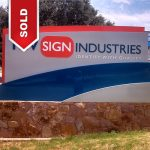 Sold NW Signs