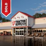 Sold Net Leased Tractor Supply