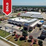 3 Tenant Retail Center